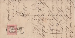 DR Brief EF Minr.19 R2 Pelplin 20.4. - Briefe U. Dokumente