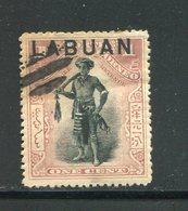LABUAN- Y&T N°71- Oblitéré - Autres