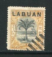 LABUAN- Y&T N°74- Oblitéré - Autres