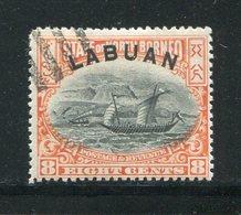 LABUAN- Y&T N°80- Oblitéré - Autres