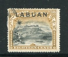 LABUAN- Y&T N°83- Oblitéré - Grande-Bretagne (ex-colonies & Protectorats)