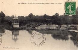 RETIERS LES CARRIERES DE SABLE DE FROMY LE KIOSQUE - France
