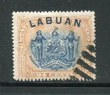 LABUAN- Y&T N°85- Oblitéré - Altri