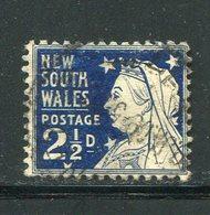 NOUVELLES GALLES DU SUD- Y&T N°90- Oblitéré - 1850-1906 New South Wales