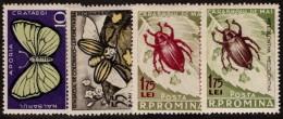 ROM SC #1103-6 MNH 1956 Insect Pests SCV $36.25 - Nuovi