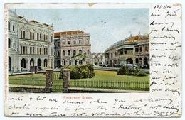 SINGAPORE : FINLAYSON GREEN / POSTMARKS - SINGAPORE, PENANG, REEPHAM & HOLT (SINGLE CIRCLES) / KELLING SANATORIUM - Singapore