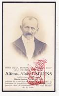 DP Foto - Alfons A. Callens ° Langemark 1861 † Passendale Zonnebeke 1934 X Marie L. VandePitte - Images Religieuses