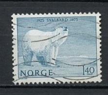 Norvège - Norway - Norwegen 1975 Y&T N°667 - Michel N°711 (o) - 140ö Ours Polaire - Norvège
