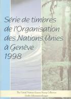 Collection Annuelle Dans Album De Présentation Timbres ** - Unused Stamps