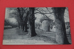 44 Guerande Promenade Du Mail NV Animée - Francia