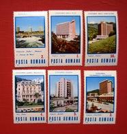 ROMANIA 1986, Romanian Resorts, Stations Thermales - 1948-.... Republics