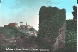 Iglesias-castello Salvaterra-viagg- - Iglesias