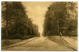 SUTTON : DEVONSHIRE AVENUE - Surrey