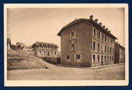 54. Tucquegnieux. L ' Hôtel Des Mineurs Italiens Et Polonais. Mines De Tucquegnieux - Autres Communes