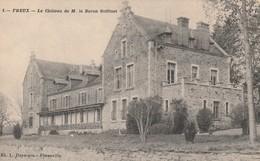 Freux  Le Chateau De M.le Baron Goffinet N'a Pas Circulé - Neufchâteau