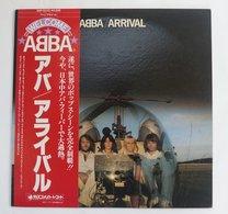 "Vinyl LP:  ABBA "" Arrival "" ( DSP-5102 Disco Mate/Polar Music  JPN ) - Disco & Pop"