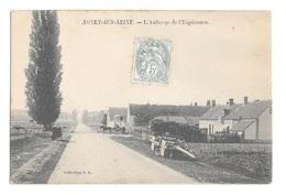 (20222-77) Noyen Sur Seine - L'Auberge De L'Espérance - France
