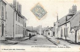 (20223-77) Donnemarie En Montois - La Route De Nangis - France
