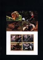 UNO New York 2001 Protected Animals Maximumcard - Briefmarken