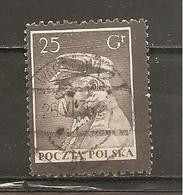 Polonia-Poland Nº Yvert  376 (usado) (o) - 1919-1939 República