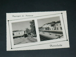 PIERRELATTE  / ARDT NYONS   1950    /      GARE    ......EDITEUR - France
