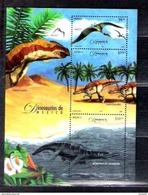 647  Prehistoric Animals - Animaux Prehistoriques - Mexique - MNH - 3,25 (9) - Timbres