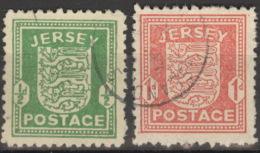 Jersey 1/2 Y O - Besetzungen 1938-45