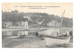 (20244-06) Iles De Lerins - Ile Sainte Marguerite - Le Restaurant De La Réserve - Cannes