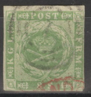 Dänemark 5 O - 1851-63 (Frederik VII)