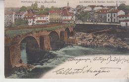 Barcelos Vista De Barcellos 1909 - Braga