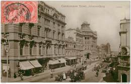 Afrique Du Sud - Johannesburg - Commissioner Street 1924 - Afrique Du Sud