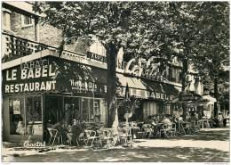 75014 - PARIS - Restaurant Et Tabac Le Babel 32 Boulevard Jourdan - Arrondissement: 14