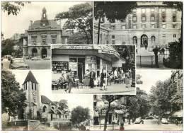 75020 - PARIS - Multivues 20e - Tabac Le Bearn 1964 - Arrondissement: 20