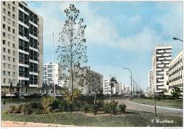 91 - MASSY - Au Grand Ensemble - Cite HLM Avenue De Bourgogne - Massy