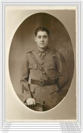 Militaria - Carte Photo D'un Soldat Du 168e RI - WW1 - Uniformes