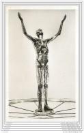 Exposition Internationale De Paris 1937 - L'Homme De Verre - - Esposizioni