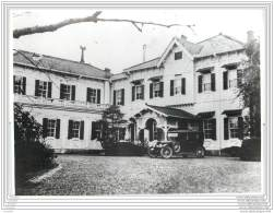 Press Photo - Japan - USA Embassy In Tokyo In September 1923 - Lieux