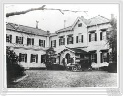 Press Photo - Japan - USA Embassy In Tokyo In September 1923 - Plaatsen