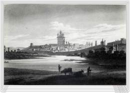 Press Photo - Russia - Smolensk - Smolensko From The Banks Of The Dnieper Circa 1817 - Lieux