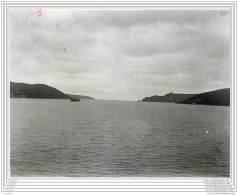 Press Photo - Turkey - Constantinople - A View Of Bosphorous Circa 1930 - Orte