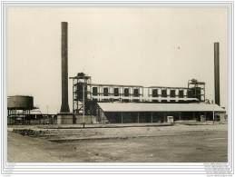 Press Photo - IRAN - Oil Refinerie In Persia - Raffinerie De Petrole - Luoghi