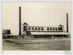 Press Photo - IRAN - Oil Refinerie In Persia - Raffinerie De Petrole - Lieux