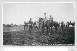 Press Photo - WW1 - General Von Beck With Windischgratz On Battlefield - Guerra, Militari
