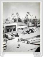 Press Photo - MAROC - Casablanca - Les Docks - Plaatsen