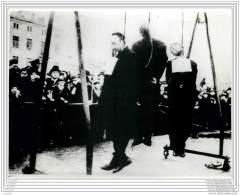 Press Photo - POLAND - Execution 1941 - WW2 - Hanging Pendaison - Guerre, Militaire