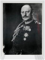 Press Photo - GERMANY - Portrait Of Count Helmuth Johannes Ludwig Von MOLTKE - German General - Guerra, Militari