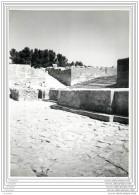Press Photo - GREECE - Phaistos Crete - Stone Staircase Of Minoan Palace - Archeology - Lieux