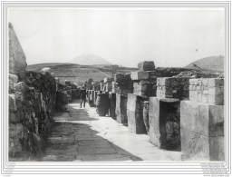 Press Photo - GREECE - Cnossos Crete - Palace Of Minos - Archeology - Orte