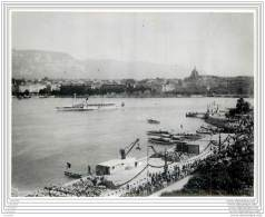 Press Photo - SUISSE - Geneve - Geneva - Mr Chamberlain's Mission 1934 - Lieux