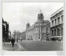 Press Photo - UK - London - The War Office, Whitehall 1907 - Luoghi